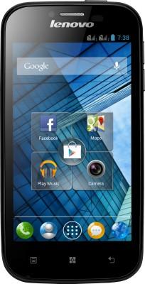 Lenovo A706 (Black, 4 GB)(1 GB RAM)