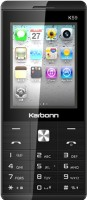 Karbonn K59 Dual Sim - Black & Yellow(Black)