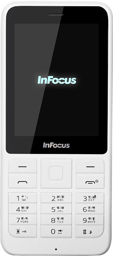 InFocus F135(White)