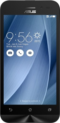 Asus Zenfone Go (Silver, 8 GB)(1 GB RAM)