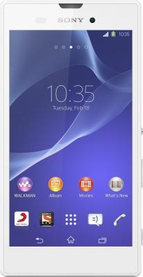 Sony Xperia T3 (White, 8 GB)(1 GB RAM)