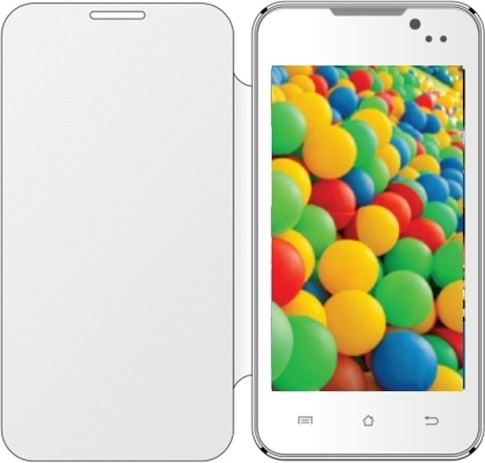 Karbonn A90S (White, 4 GB)(512 MB RAM)