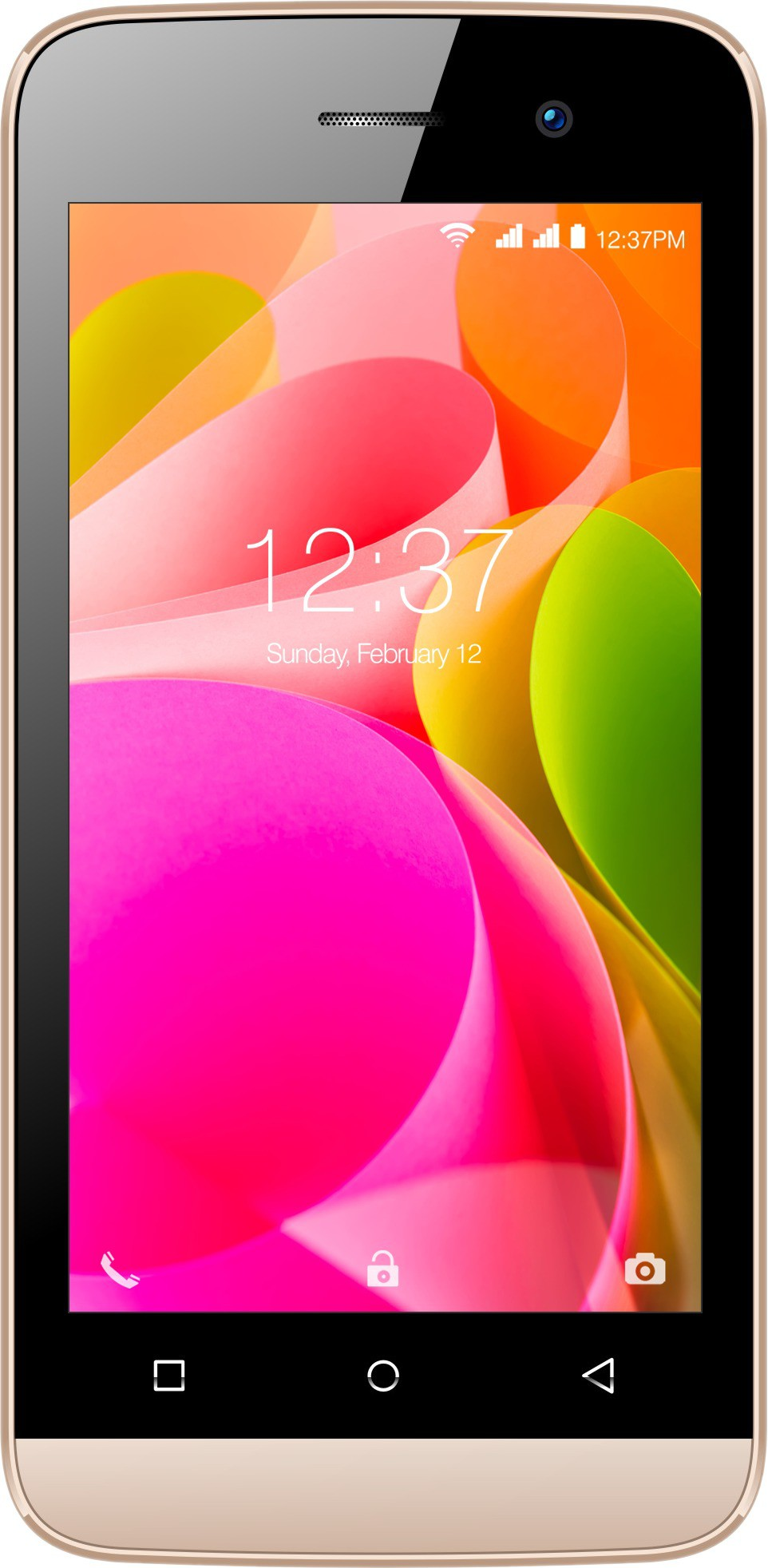 Intex Aqua 4.0 (512MB RAM, 4GB)