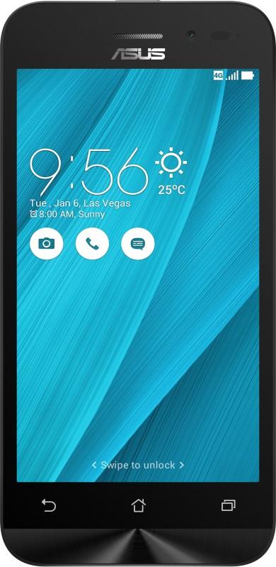 Asus Zenfone Go 4.5 LTE (Silver, Blue, 8 GB)(1 GB...