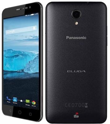 Panasonic Eluga (Black, 8 GB)