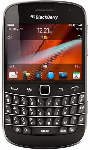 View Blackberry 9900 (Black, 8 GB) Mobile Price Online(BlackBerry)