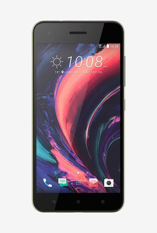 View HTC Desire 10 Pro (Stone Black, 64 GB)(4 GB RAM) Mobile Price Online(HTC)