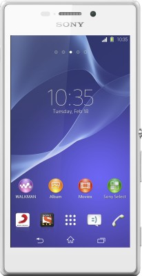 Sony Xperia M2 Dual (White, 8 GB)