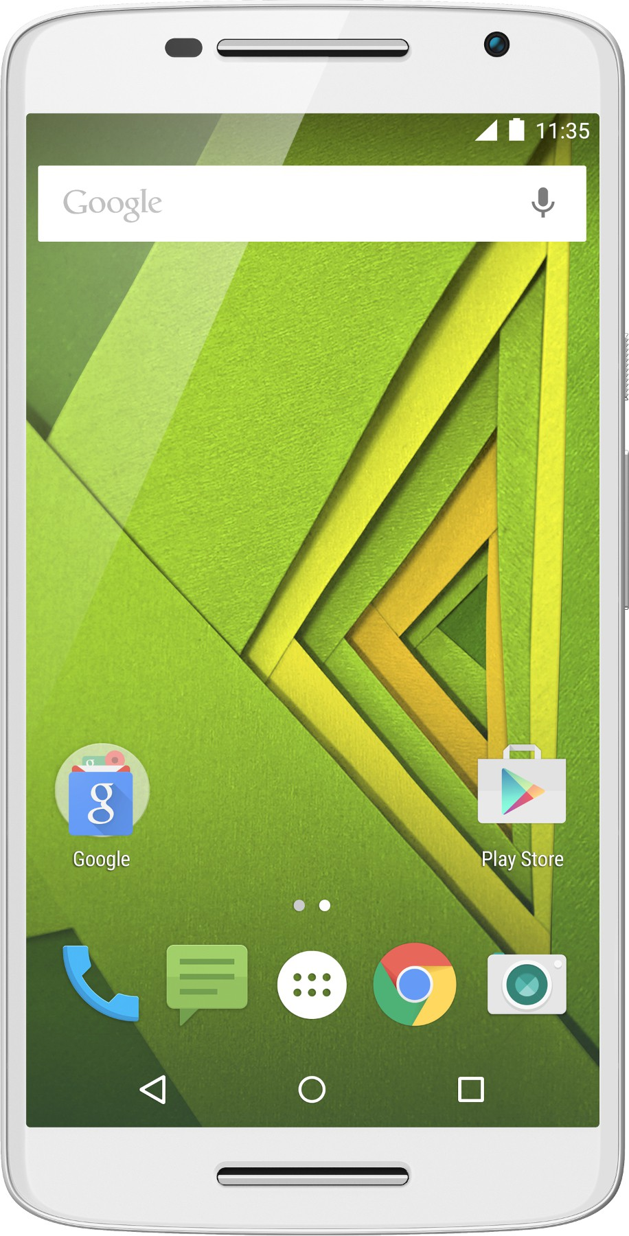 Moto X Play(With Turbo Charger) (White, 32 GB)(2 GB RAM)