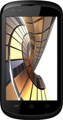 Spice Stellar 445 (Black, 4 GB)(512 MB RAM)
