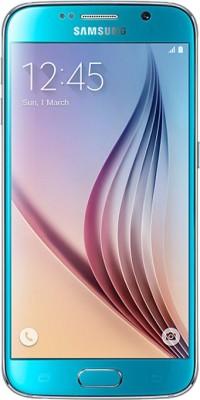 SAMSUNG Galaxy S6 (Blue Topaz, 32 GB)