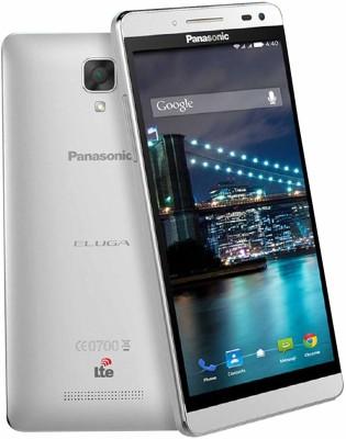 Panasonic Eluga I2 (Metalic Silver, 8 GB)