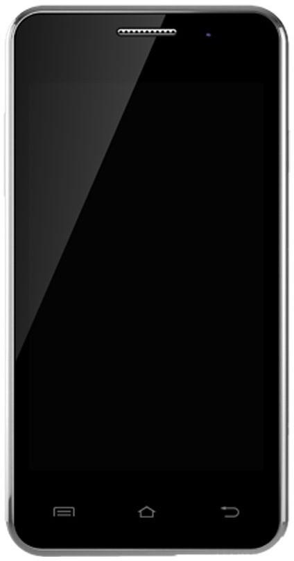 Karbonn A5 Star Dual Sim - Black & Silver (Black, 512 MB)(256 MB RAM)