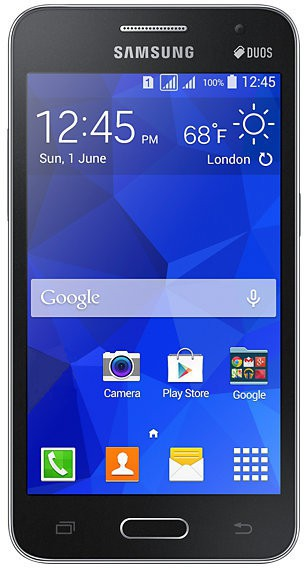Samsung Galaxy Core 2 (768MB RAM, 4GB)