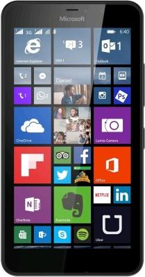 Microsoft Lumia 640 LTE (Black, 8 GB)