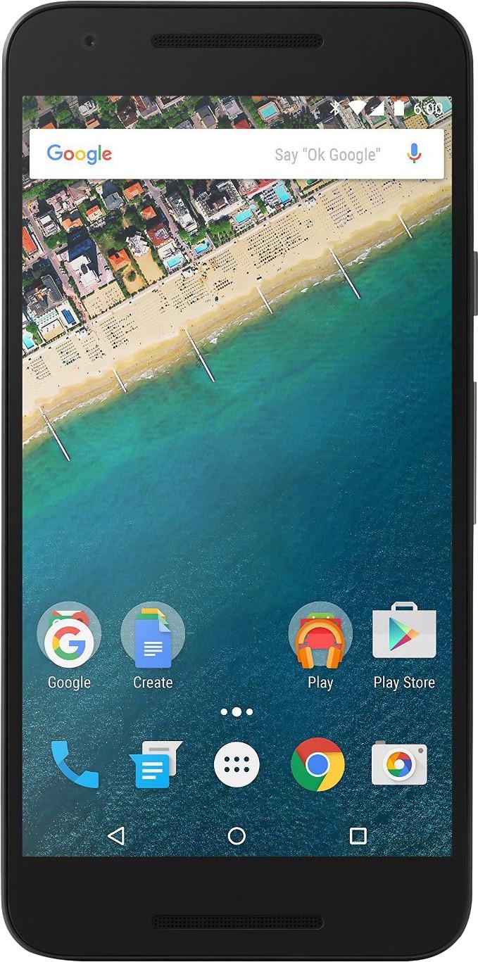 Nexus 5X (Ice, 16 GB)(2 GB RAM)