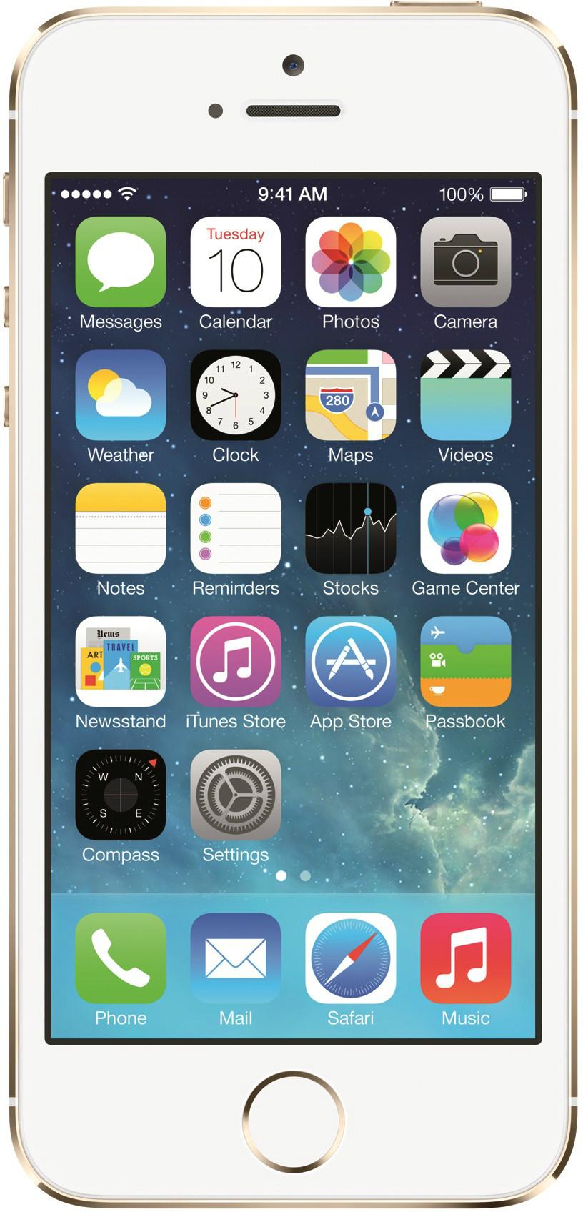 Apple iPhone 5S (1GB RAM, 64GB)