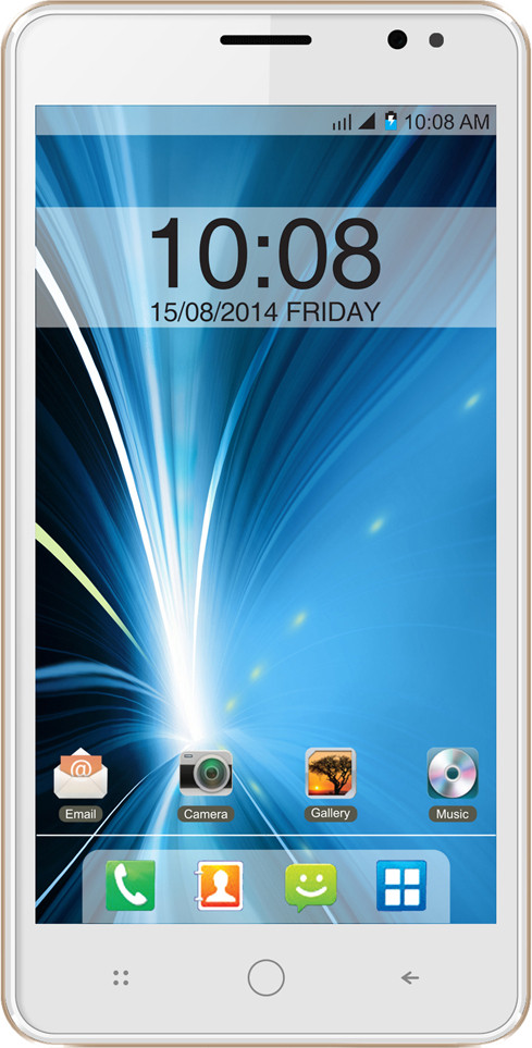 Intex Aqua Star 5.0 (1GB RAM, 8GB)
