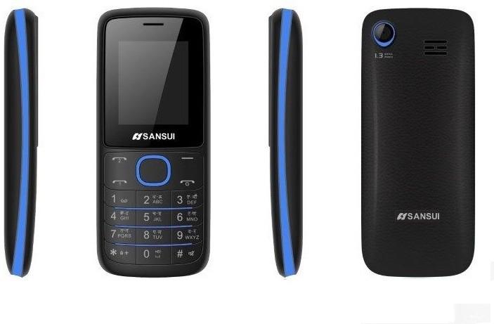 Sansui Z15(Black and Blue)