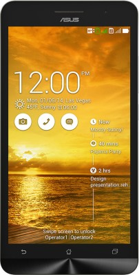 Asus Zenfone 6 (Gold, 16 GB)(2 GB RAM) at flipkart