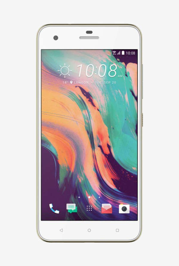 View HTC Desire 10 Pro (Polar White, 64 GB)(4 GB RAM) Mobile Price Online(HTC)