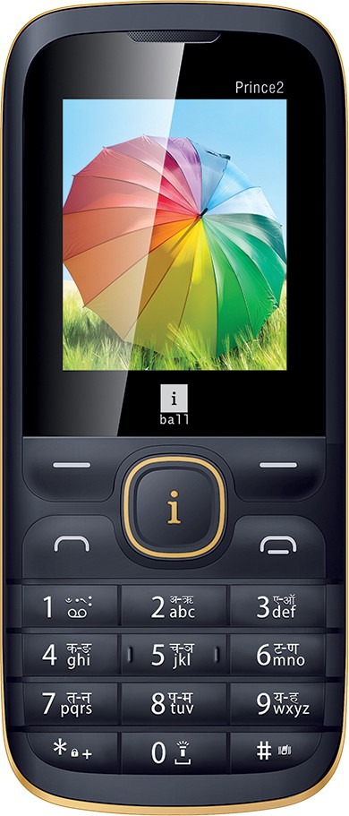 iBall Prince 2(Black Gold)