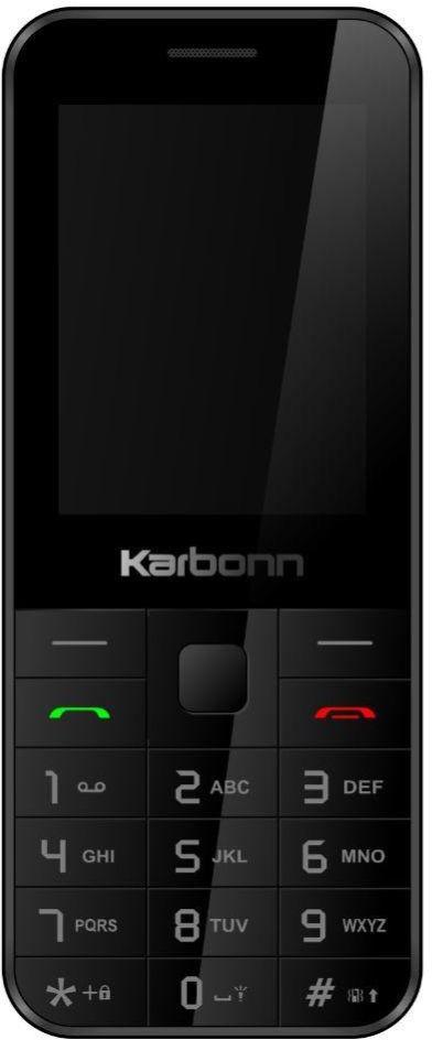 Karbonn K-Champ 3(Red & Black)