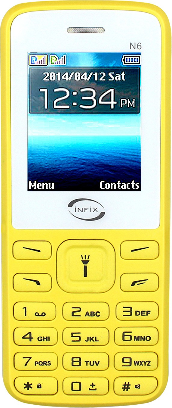 Infix IFX N6 - Electronics