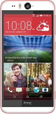 HTC Desire Eye (Coral Red, 16 GB) Coral Red