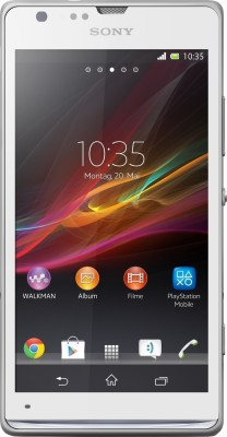 Sony Xperia SP (White, 8 GB)