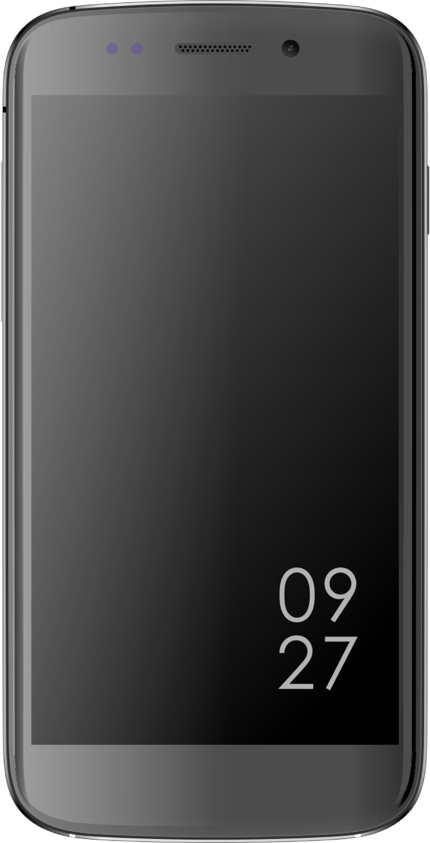 Micromax Canvas 4 A210 (Grey, 16 GB)(1 GB RAM)