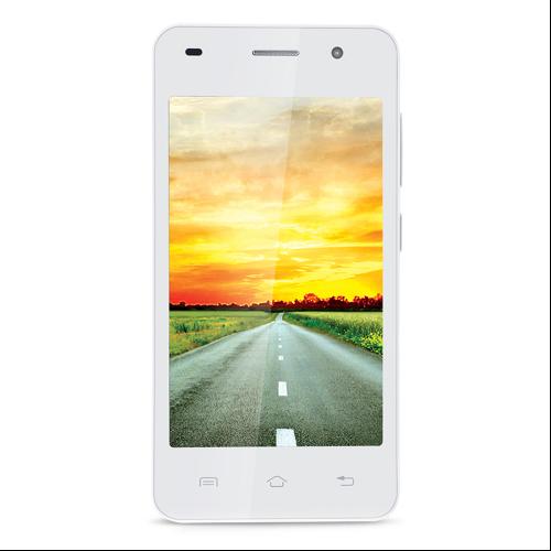 iBall Andi 4P Class-x (White & Silver, 8 GB)(1 GB RAM)