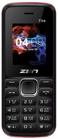Zen X47(Black & Red)