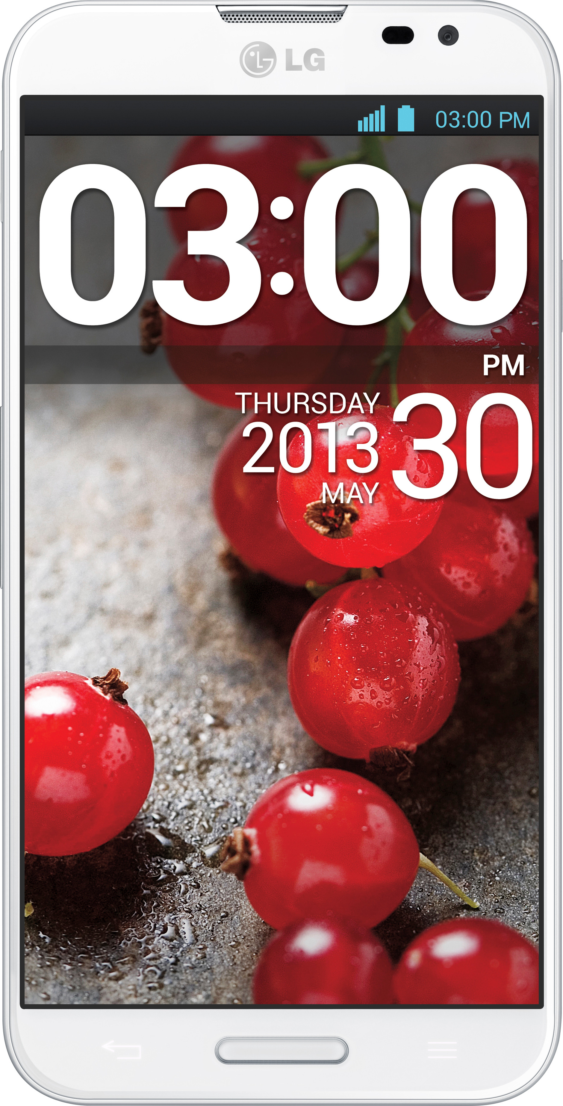 LG Optimus G Pro (E988) (White, 16 GB)(2 GB RAM)