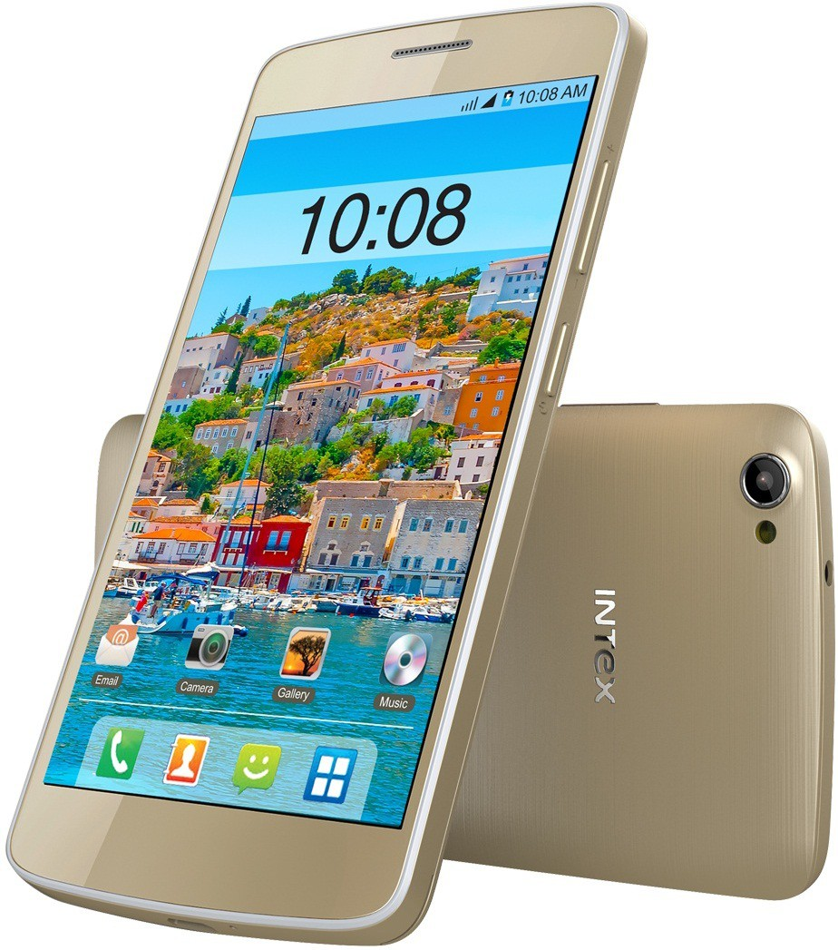 Intex Aqua Star 2 (1GB RAM, 8GB)