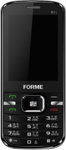 Forme S11(Black)