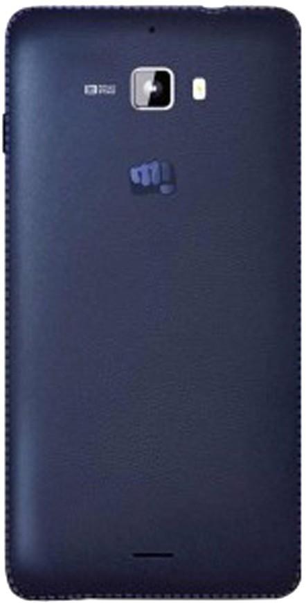 Micromax Bolt A067 Dual Sim (Blue, 512 MB)(512 MB RAM)