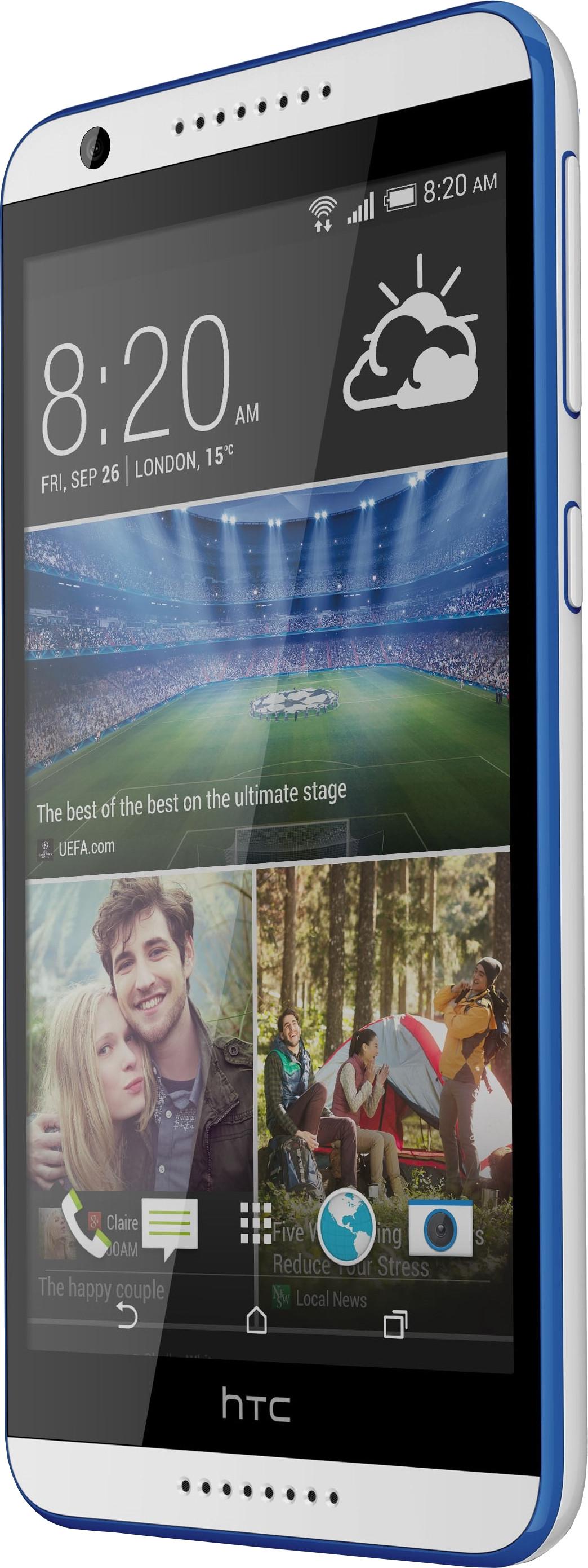 HTC Desire 820 (Santorini White, 16 GB)(2 GB RAM)