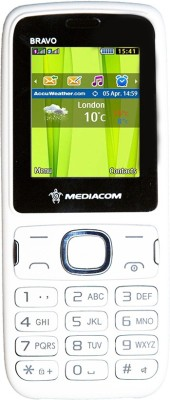 Mediacom Bravo (White, 32 MB)
