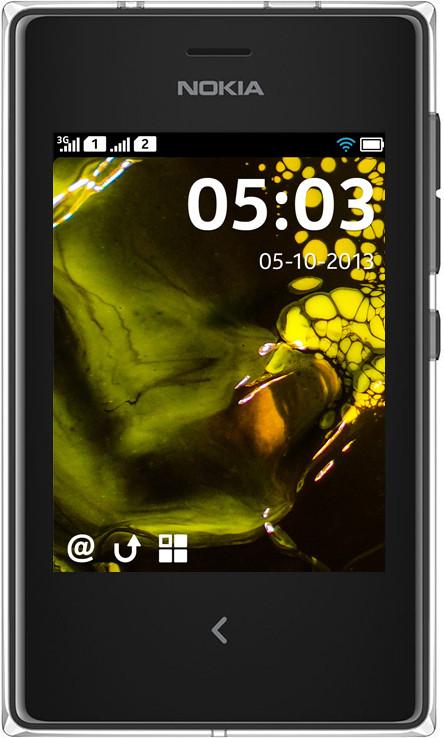 Nokia ASHA 503 (128MB RAM, 128MB)