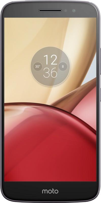 Moto M (Grey, 64 GB)(4 GB RAM)
