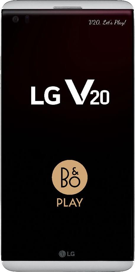 LG V20 (Silver, 64 GB)(4 GB RAM)
