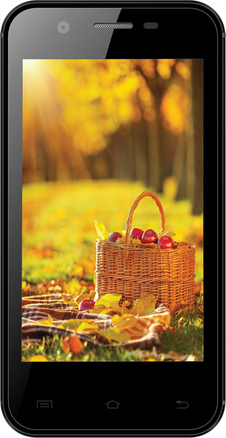 Intex Aqua 3G Neo (Black, 4 GB)(512 MB RAM)