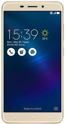 Asus Zenfone 3 Laser (Gold, 32 GB)(4 GB RAM)