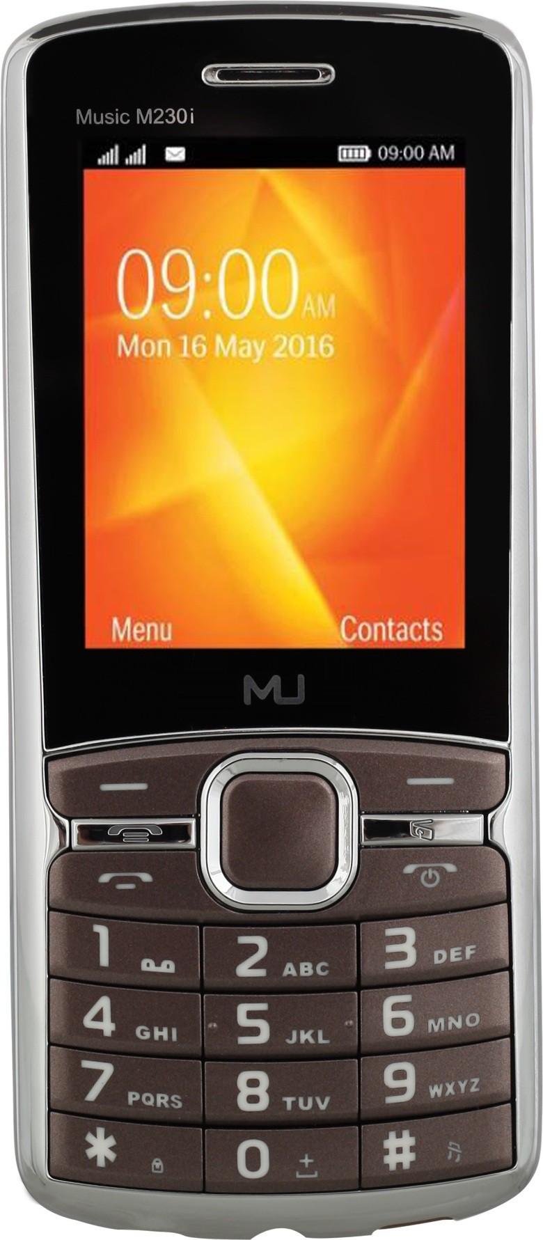 MU M-230I(Black & Gold)