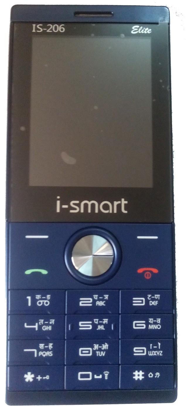 i-Smart Elite IS-206(Blue)