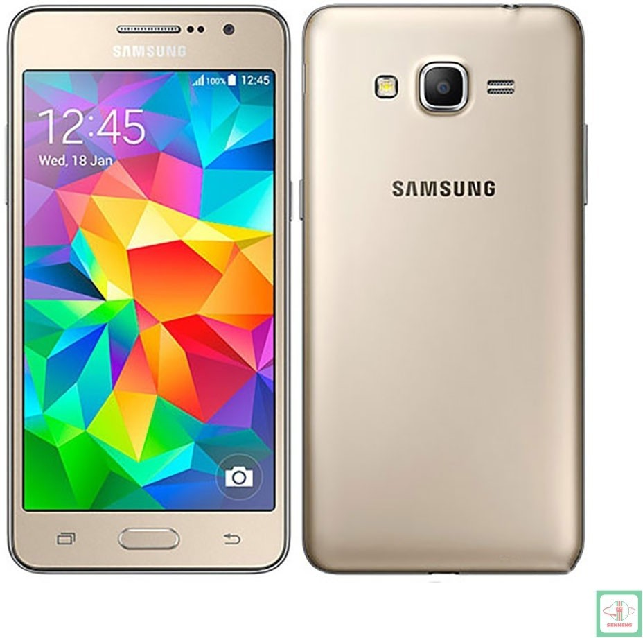 SAMSUNG Galaxy Grand Prime (Gold, 8 GB)(1 GB RAM)