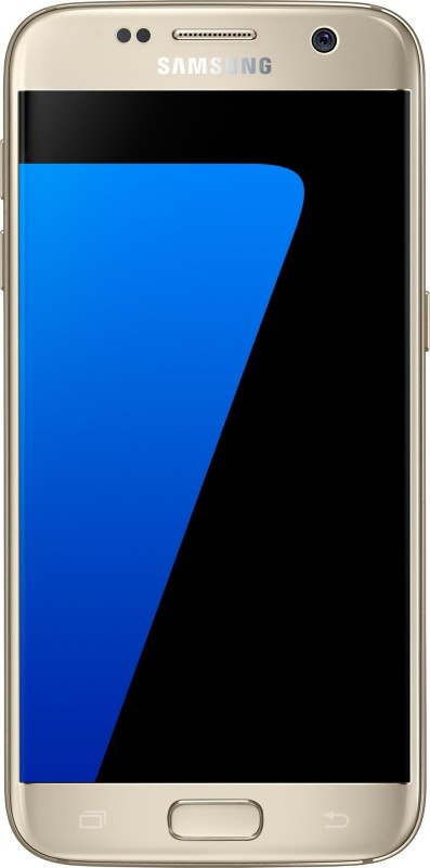 SAMSUNG Galaxy S7 (Gold Platinum, 32 GB)