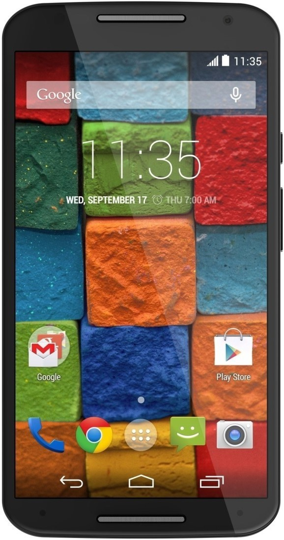 Moto X (2nd Generation) (Black, 32 GB)(2 GB RAM)