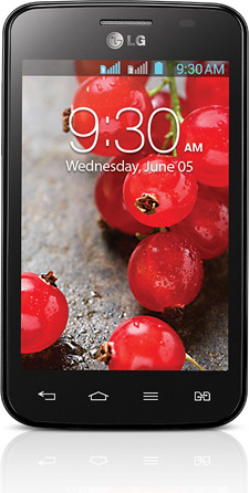LG Optimus L7 II Dual (Black, 4 GB)(512 MB RAM)